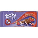 Milka Strawberry Yoghurt